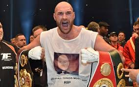 Nigel Benn's Brother:  Tyson Fury Is Running Scared Of Tony  Bellew
