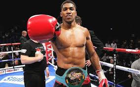 Anthony Joshua Will Shine Tonight In Manchester
