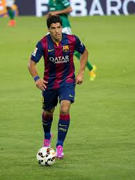 STAR PLAYER SUAREZ UP FOR GRABS FOR OVER £40M