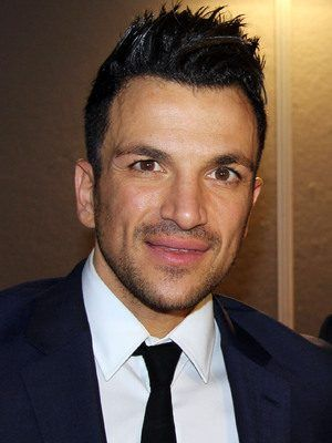 COMPASSIONATE PETER ANDRE MEETS YOUNG GIRL WITH CEREBAL PALSY
