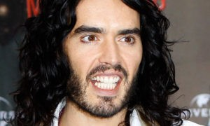 Russell Brand Signs Up With Netflix For Hackney Empire Recordings