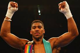 Anthony Joshua Looking Past Molina For Klitschko April Date