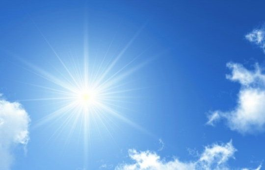 BRITAIN TO BASK IN GLORIOUS SUNSHINE THIS SUMMER