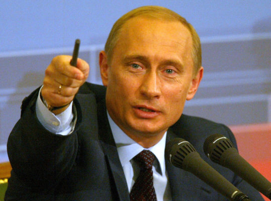 Vladimir Putin:  Ban Over West Products Good For Russian Economy