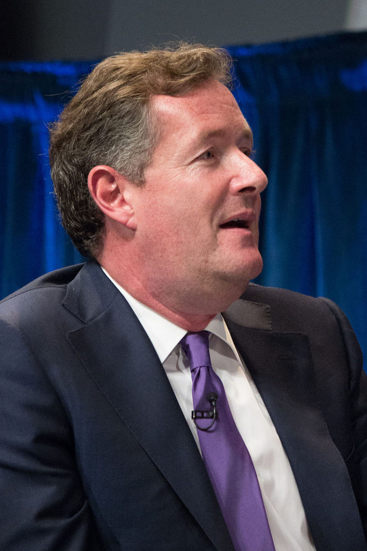 Piers Morgan Criticises ITV For Choice Of  Lying Alistair Campbell To Replace Him On GMB