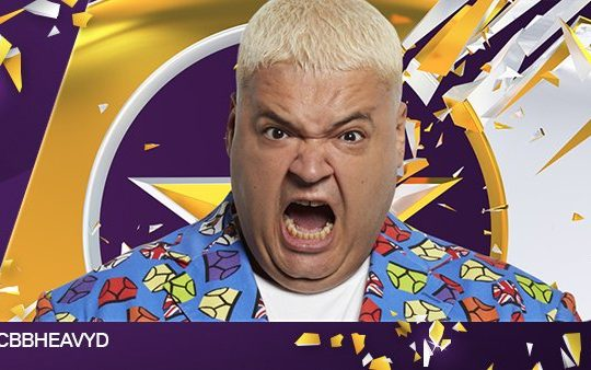 Heavy D Joins 15 Contestants On Celebrity Big Brother