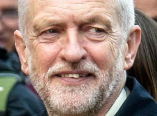 Jeremy Corbyn Fans Binning Tories Papers