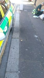 Southend Ambulance Called For Drunk Man Found Unconscious