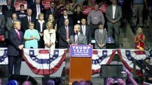 Donald Trump May Have Paid Nigel Farage To Support him At Rally