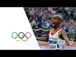Mo Farah First  Brit To Win 10,000 metres Three Times