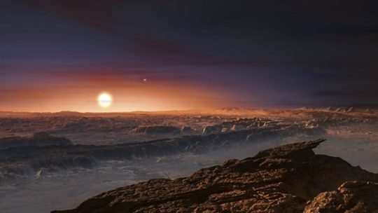 Earth's cousin Proxima B confirmed by NASA and ESO