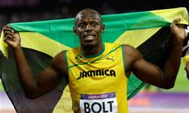 Usain Bolt Striking Gold in Bed With Widow Of Notorious Drug Lord