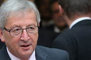 JeanClaude Juncker Off His Bunkers on Boarders