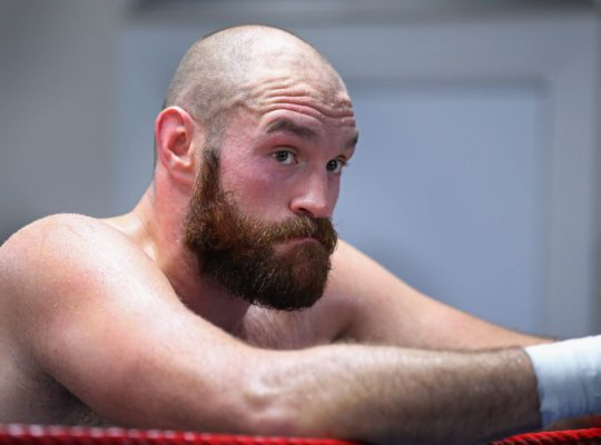 The British Media Should  Ignore Mentally Unfit Tyson Fury