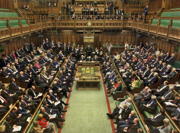 UK MP's Debating Rights To Be Exempt From Data Protection Bill