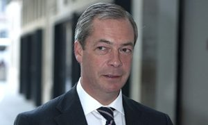 Nigel Farage's Ambition To Be UK  Ambassador Is Illogical