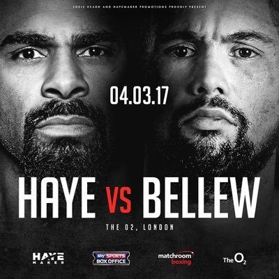 Bellew Attacked by David Haye At Press Conference