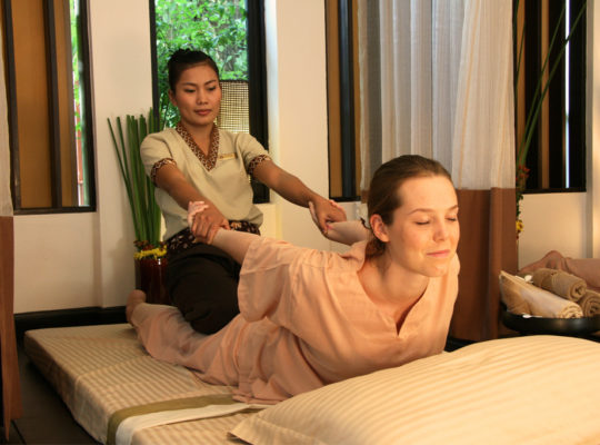 Massage Therapy Is Useful For High-Level Stress