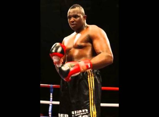 Dillian Whyte And Derek Chisora Will Have Rematch