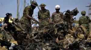 Nigerian Military Kill 100 Displaced Civilians In Tragic Blunder
