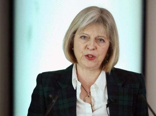 Theresa May Calls For Important MP Backing Ahead Of Crucial Vote