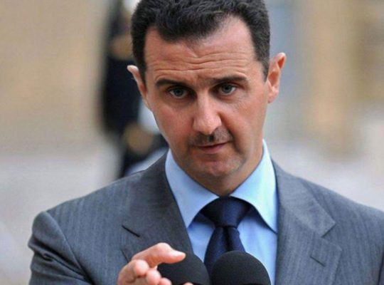 Assad's Tyrannic Use Of Gassing Must Be Confronted
