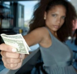 Several Women are Paying For Men's Expenses