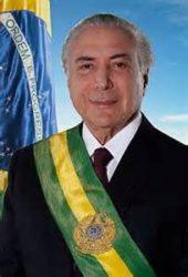 Brazilian President Temer Must Resign