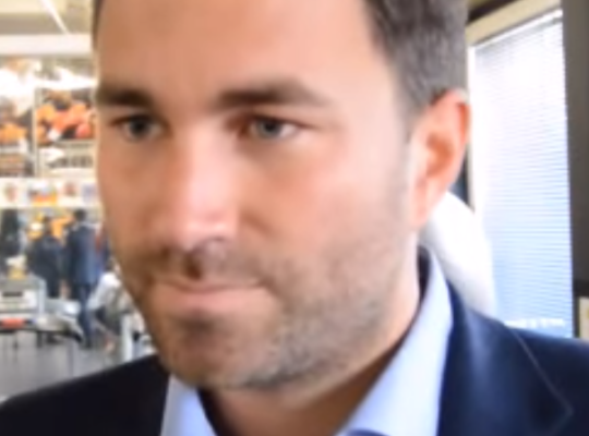 Promoter Eddie Hearn Tempting Undecided Klitschko Into Rematch