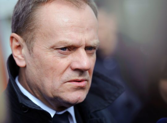 EU 's Donald Tusk Himself Must Have A Special Place In Hell