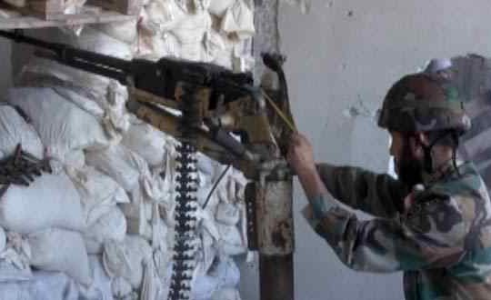 Syrian Extremists Were Benefiting From UK Tax Payers Money