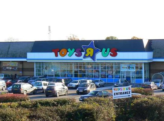 Toy R Us To Close At Least 26 Stores To Minimise Losses