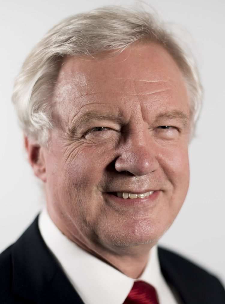 David Davis Resignation From Uk Government May Spark Chaos