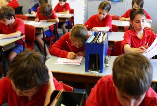 Primary School Students Lack Letter Writing Skills