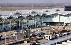 Birmingham Airport Fined £100,000 Over Trapped Child