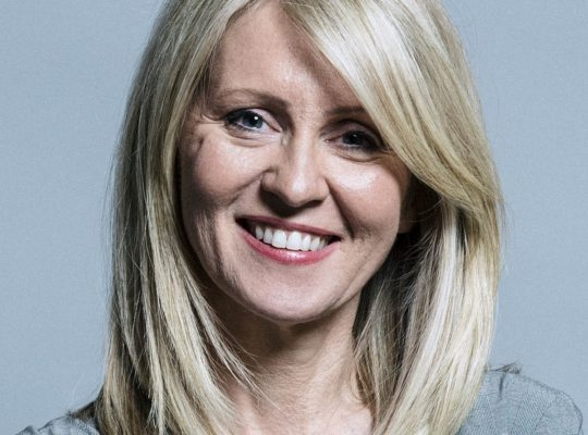 Esther McVey's Appointment Is Cause For Alarm