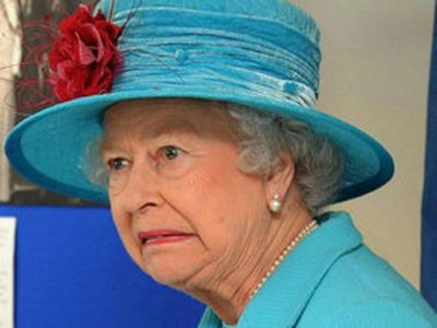 Queen Not Amused Over Rude Book On Royal Bra Fittings