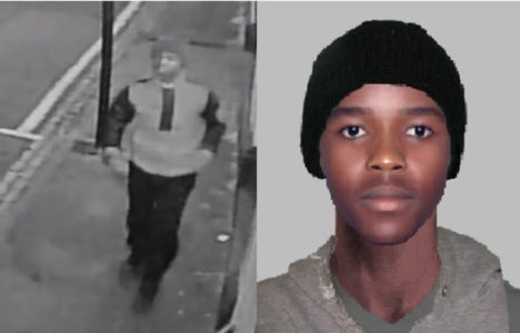 Metropolitan Police Offer £10k To Catch Robber And Sexual Attacker