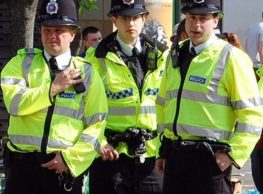 British Police Force Badly Failing The Public Due To Falling Numbers