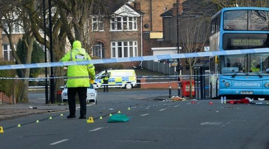 Brothers Aged6 and2Killed In Birmingham Hit And Run Collision