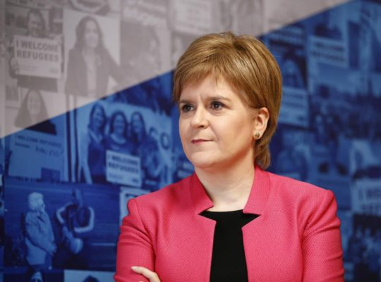 Nicola Sturgeon Blasts UK Brexit Deal As Massive Sell Out For Fishing Industry