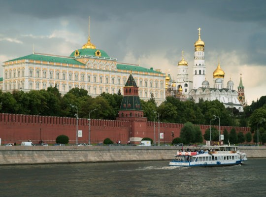 Russia Expels Four Canadian Diplomats In Revenge Move