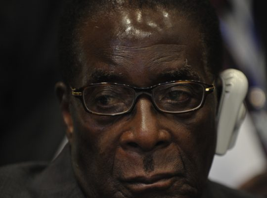 Robert Mugabe's Deluded Claim Of Coup D'etat First Interview