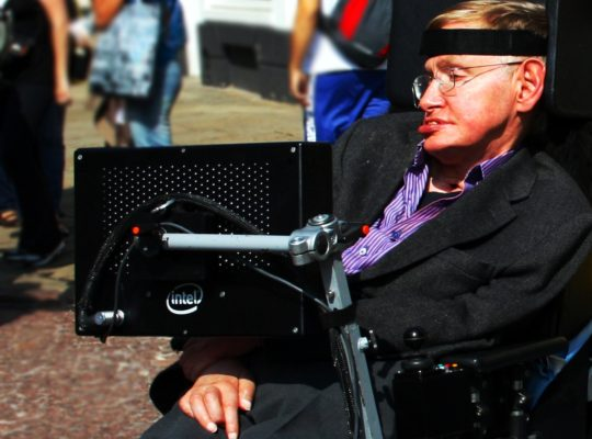 Late Stephen Hawking Great Contribution To Science