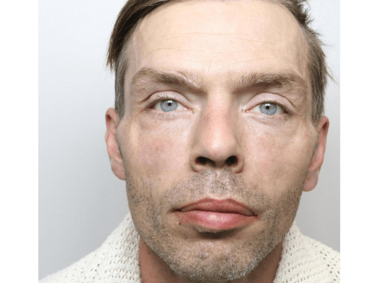 Robber Who Stamped On 74 Year Old Woman's Face Gets Life