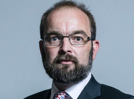 Southend MP James Dudderidge Assesses Casino Policies On Discrimination
