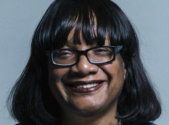 Diane Abbott Joins Calls For Amber Rudd's Resignation