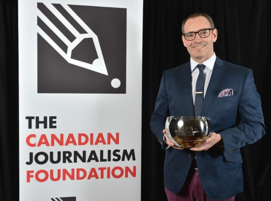 Canadian  Journalism Foundation Launches World Press Freedom