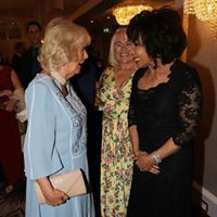 Dame Shirley Bassey Shined With Camilla And Celebs At NHS Awards