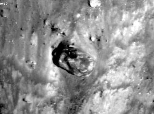 Footage Of Ufo War Tank On Moon Propagated Online